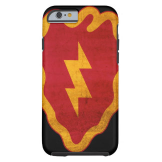 25th Inf Division Tough Case for iPhone 6