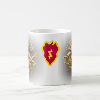 25th Infantry and Vietnam Service Dragon Coffee Mug