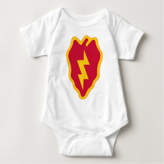 25th Infantry Division Baby Bodysuit