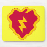 25th Infantry Division Mousepad