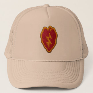 25th infantry division veterans Patch Hat