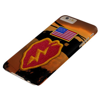 25th Infantry Division Veterans Vets Barely There iPhone 6 Plus Case