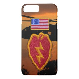 25th Infantry Division Veterans Vets iPhone 8 Plus/7 Plus Case