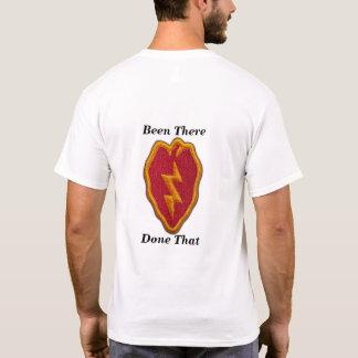 25th infantry division veterans vets LRRPS T-Shirt
