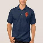 25th infantry division veterans vets polo shirt