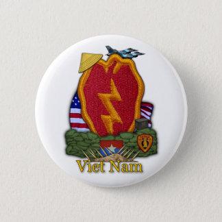 25th infantry division vietnam war Button