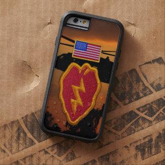 25th infantry Veterans Vets desert storm Patch Tough Xtreme iPhone 6 Case