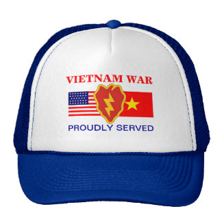 25TH INFANTRY VIETNAM HAT