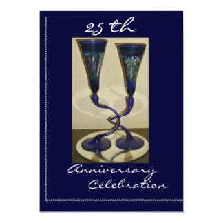 25th-Invitation Card