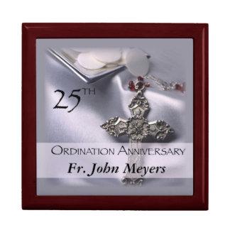 25th Ordination Anniversary Cross Host Gift Box