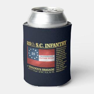 25th South Carolina Infantry (BA2) Can Cooler