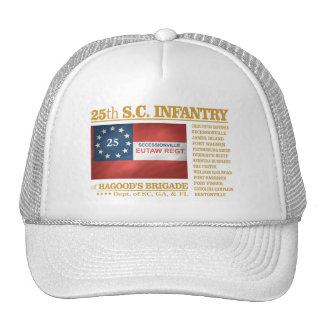 25th South Carolina Infantry (BA2) Trucker Hat