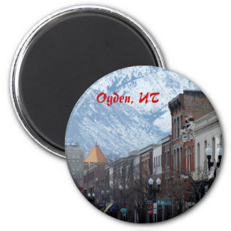 25th Street Fridge Magnets