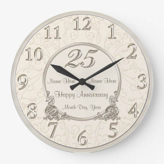 Basketball Clocks With Name And Jersey Number Zazzle Com