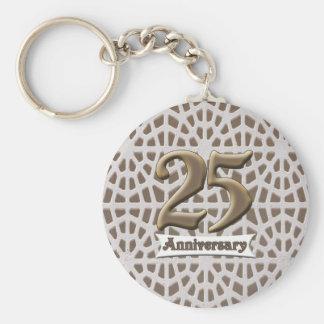 25thanniversary3 keychain