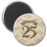 25thanniversary5 magnets