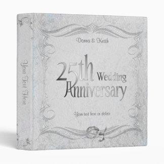"""25to Aniversario de bodas de plata Carpeta 1"""""""