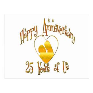25to. Aniversario Postal