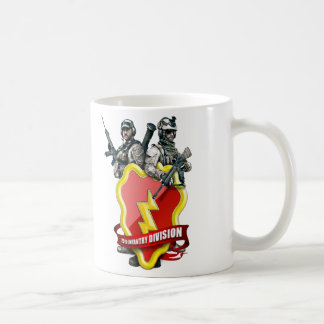 25to Infantería Div. Aguantar la taza de café de