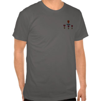 25to Infantry-V-22 Camisetas