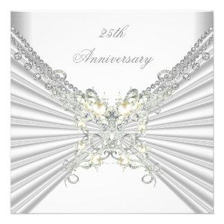 25to Joya de plata blanca 2 de la perla del Anuncio