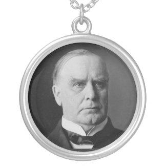 25to presidente de William McKinley Colgante Redondo