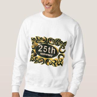 25to Regalos del aniversario de boda Suéter