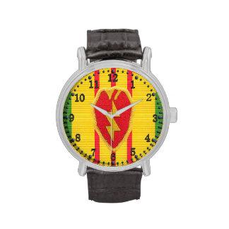 25to Reloj de la división de infantería VSM