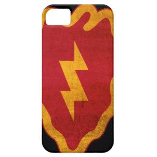 25to Vintage de la infantería para el caso de Funda Para iPhone 5 Barely There