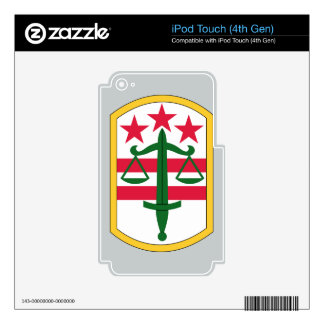 260th Military Police Command iPod Touch 4G Skin
