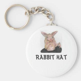 2610147133 gorra del conejo llaveros