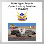261o Brigada de la señal Impresiones