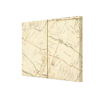 262263 Rye, Harrison Impresión En Lienzo Estirada