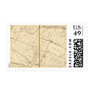 262263 Rye, Harrison Timbres Postales