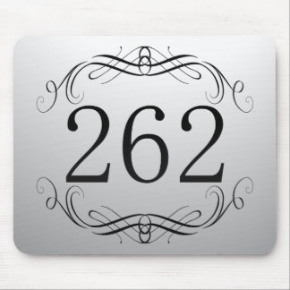 262 Area Code Mousepads