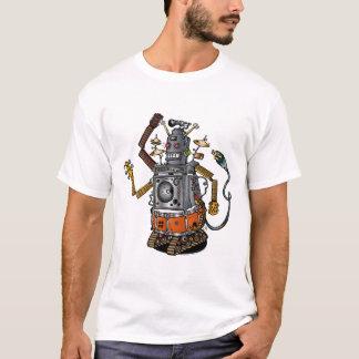 263 Brainchild Robot Alone T-Shirt