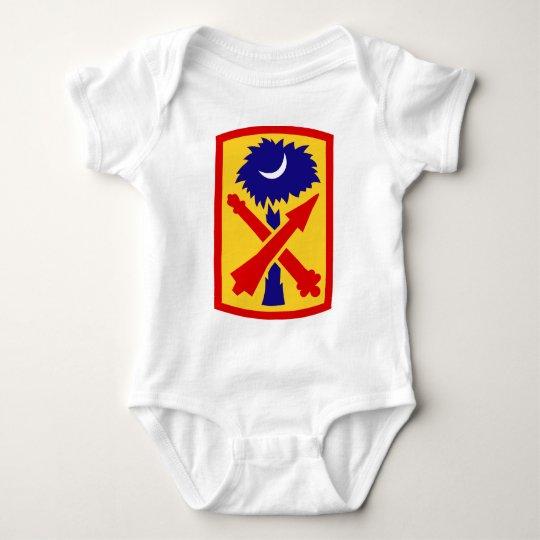 263rd Air Defense Artillery Brigade Baby Bodysuit