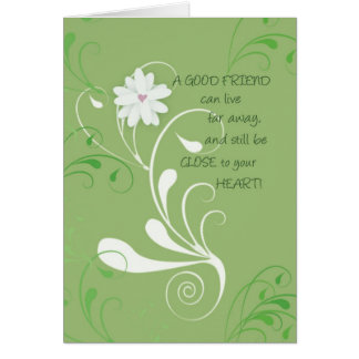2656 Good Friend Close to Heart Greeting Cards