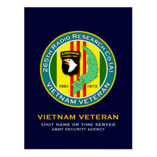 265o RRC - ASA Vietnam Postales