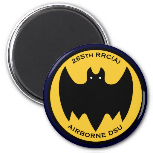 265th Radio Research Co (Airborne) 2 Magnets
