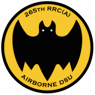 265th Radio Research Co (Airborne) 2 Statuette