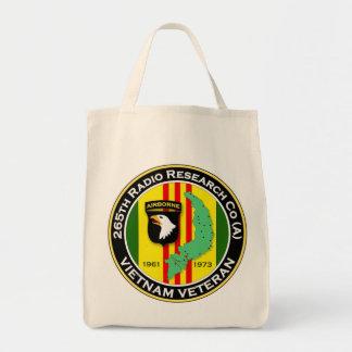 265th RRC - A 2 - ASA Vietnam Tote Bag