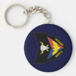 265th RRC(A) 2 Basic Round Button Keychain