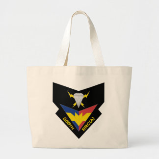 265th RRC(A) 2 Large Tote Bag