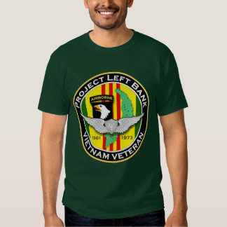 265th RRC - A PLB 2 - ASA Vietnam T-Shirt