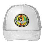 265th RRC - A PLB 3c - ASA Vietnam Mesh Hat