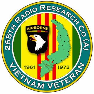 265th RRC - ASA Vietnam Cutout
