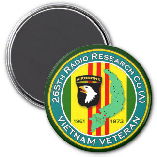 265th RRC - ASA Vietnam Magnet