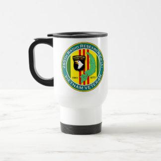 265th RRC - ASA Vietnam 15 Oz Stainless Steel Travel Mug