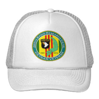 265th RRC - ASA Vietnam Trucker Hat